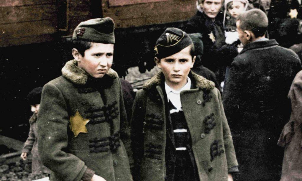Auschwitz, ahogy még sosem láttuk