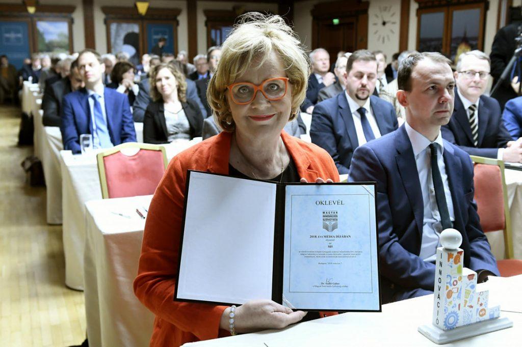 Alaptalanok a Siklósi Beatrix antiszemitizmusával kapcsolatot vádak az MTVA vezérigazgatója szerint