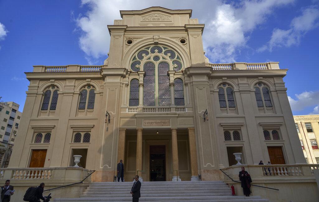Megújult a Közel-Kelet egyik legnagyobb zsinagógája
