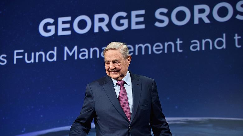Soros György a 2019-es év filantrópja