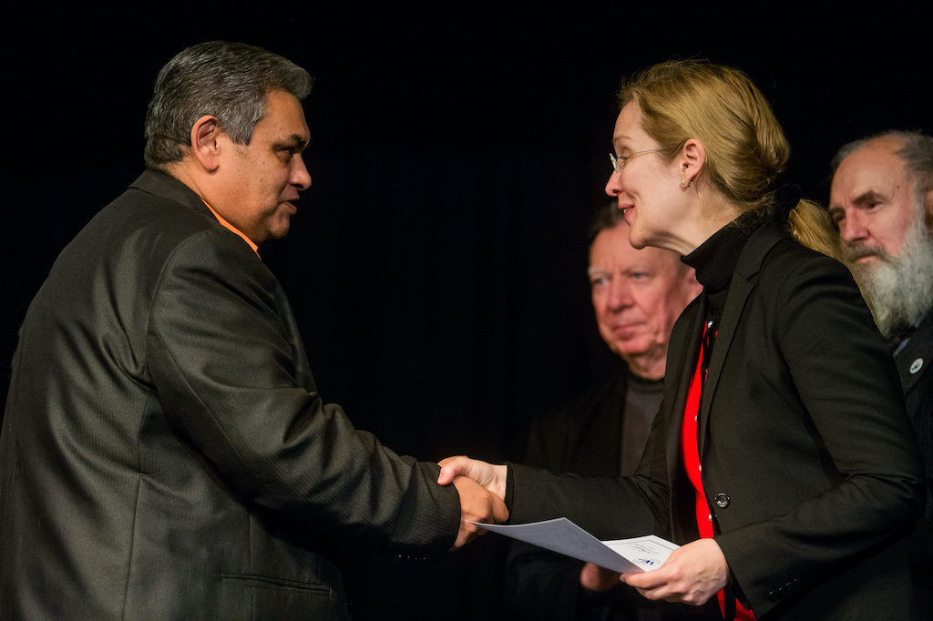 Setét Jenő a gyöngyöspatai roma tanodának adja a Wallenberg-díj pénzösszegét