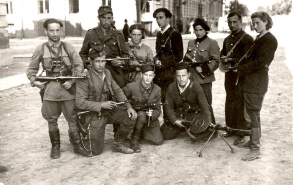 Zsidó bosszúállók, akik 6 millió németet akartak megölni