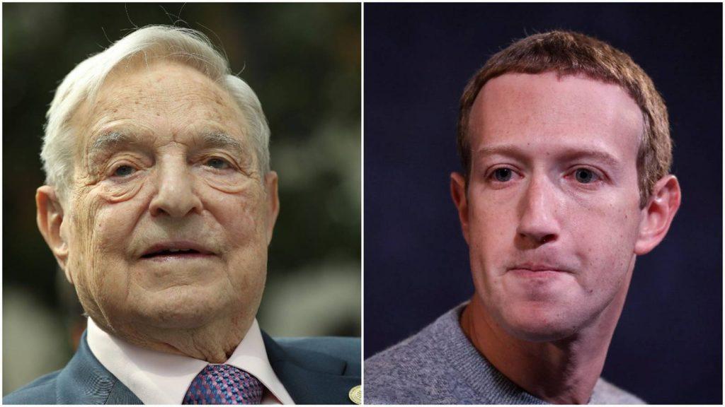 Soros György szerint a Facebook segíteni fogja Trump újraválasztását