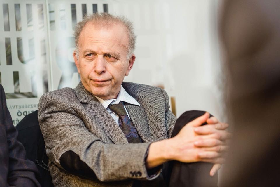 Haraszti Györggyel újulna meg a Magyar Zsidó Történeti Intézet