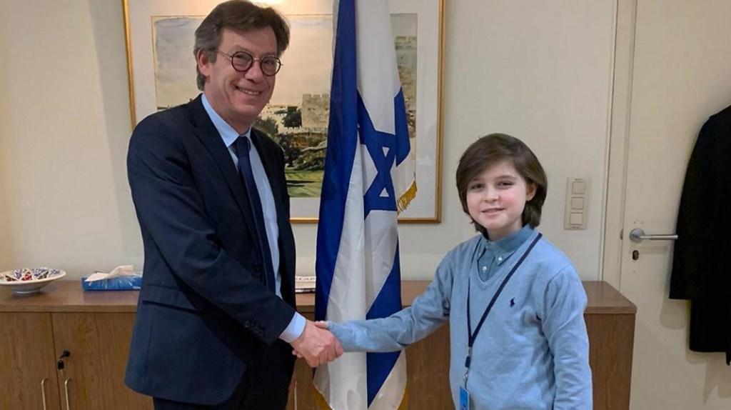 A belga csodagyerek izraeli egyetemre menne 9 évesen