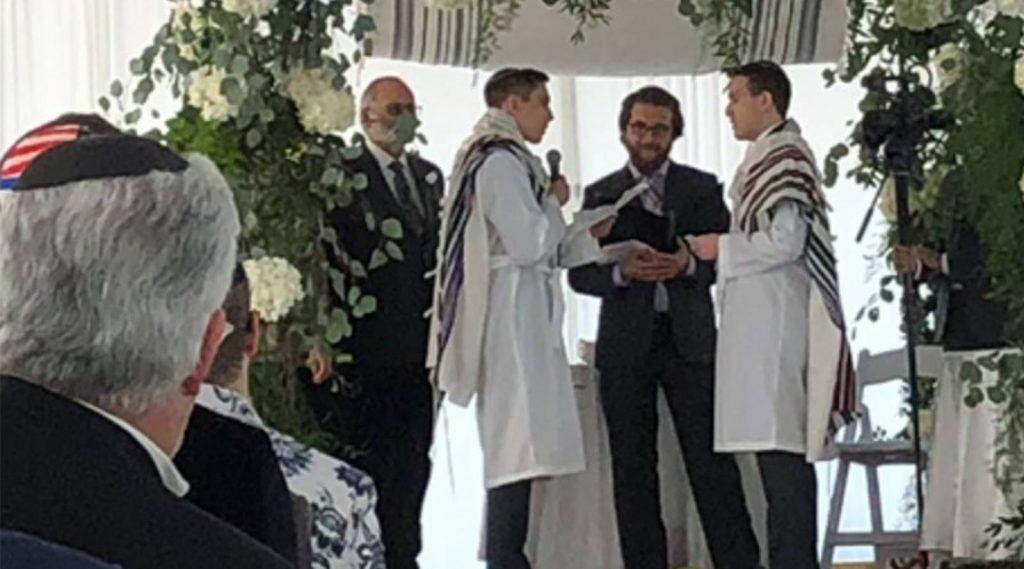 Először adott össze meleg párt egy ortodox rabbi
