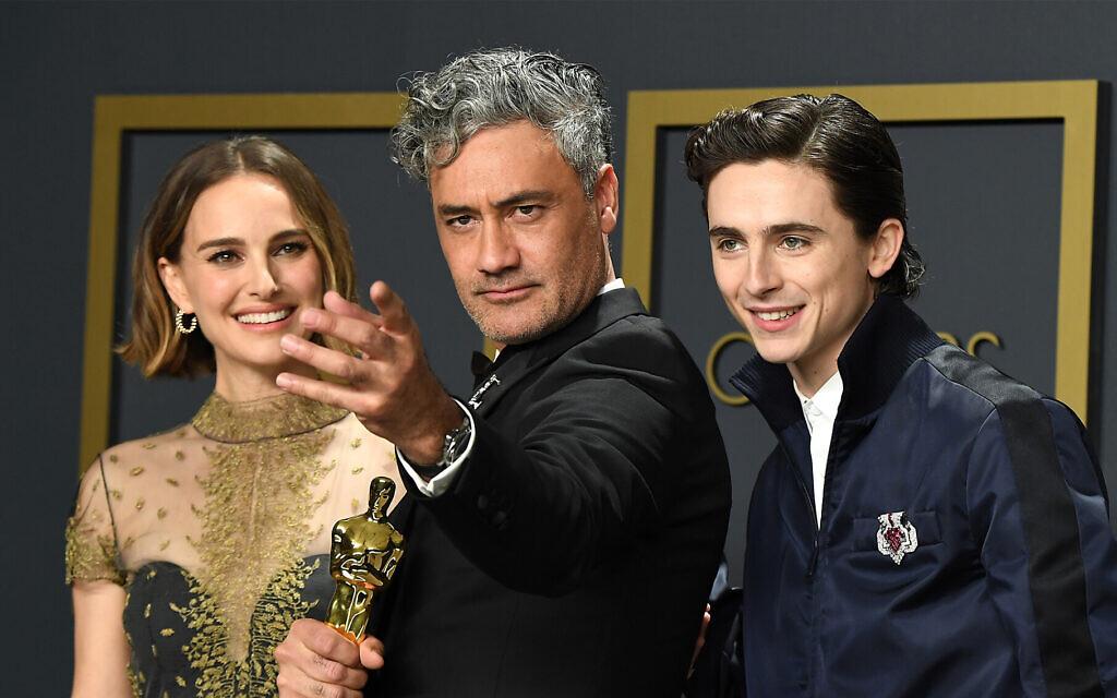 Natalie Portman szó szerint elegáns kritikát fogalmazott meg az Oscar gálán