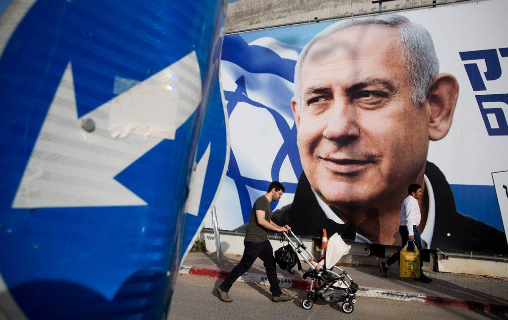 Ismét Netanjahu pártja nyert Izraelben