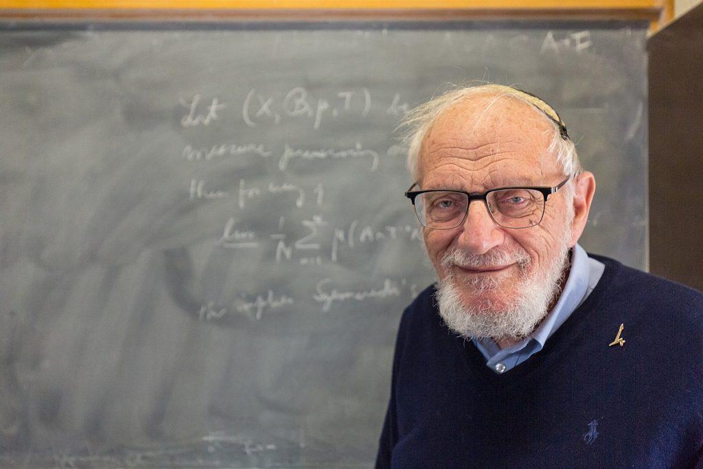 """Két zsidó tudós kapta meg idén a """"matematika Nobel-díját"""""""