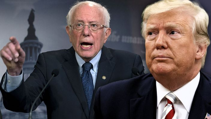 Az amerikai zsidók bármilyen demokrata jelöltet támogatnának, hogy leváltsák Trumpot