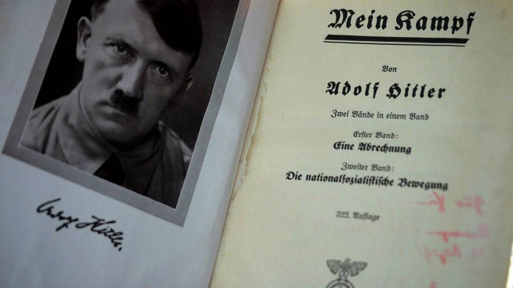 Az Amazon betiltja a náci szerzők műveinek árusítását