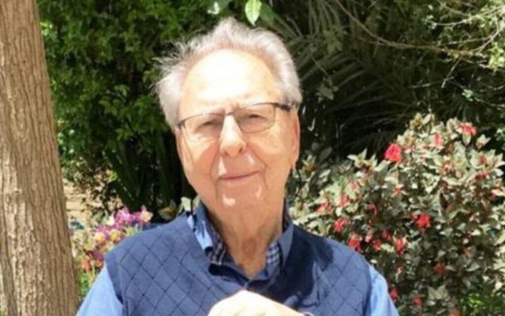 Magyar holokauszttúlélő az izraeli járvány első halálos áldozata