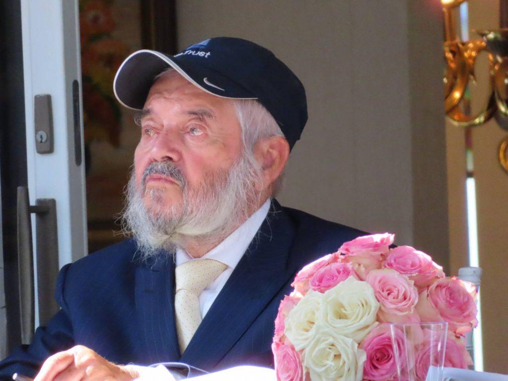 Koronavírusban meghalt Romi Cohn rabbi, a legfiatalabb partizán