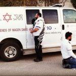 Zsidó és muszlim mentős együtt harcol a koronavírus ellen