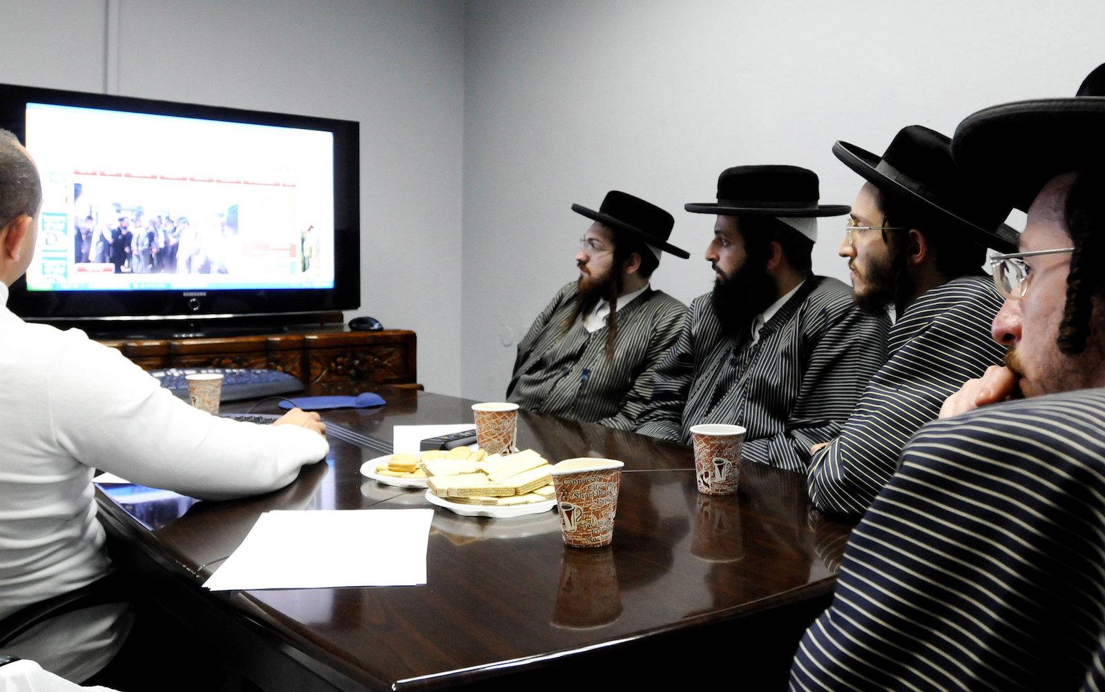 Az internetre költözött a hazai zsidóság a járvány idejére