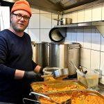 A berlini Zsidó Kórház dolgozóinak főz egy Michelin-csillagos séf