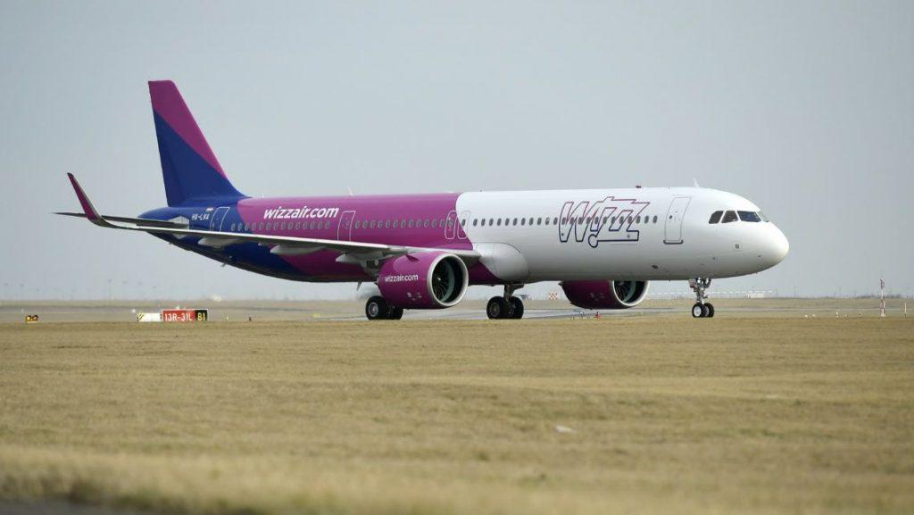 Összes izraeli járatát szünetelteti a Wizz Air