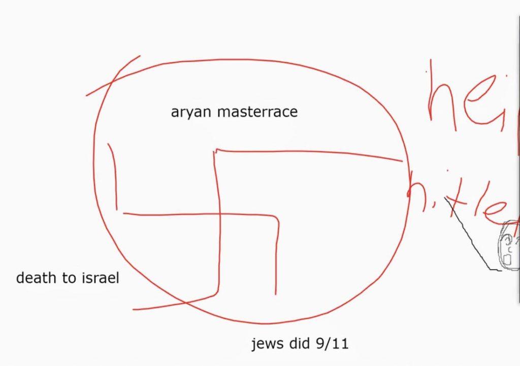Antiszemiták trollkodtak szét egy online holokauszt-megemlékezést
