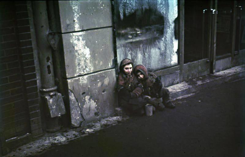 A varsói gettófelkelés a háború legnagyobb zsidó ellenállási kísérlete volt