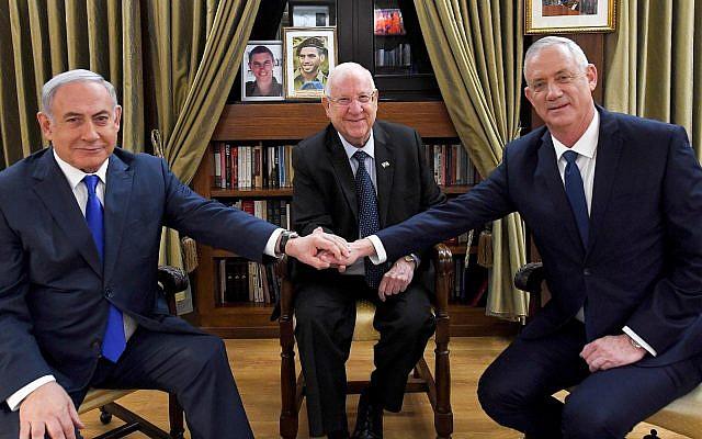 Három parlamenti választás után végre kormánya lesz Izraelnek