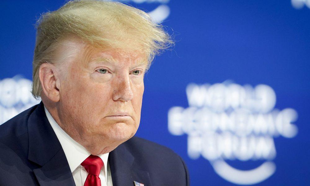DonaldTrumpleállítja a WHO amerikai támogatását