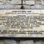 Európai Örökség címet kapott a zsidómentő hugenották emlékműve
