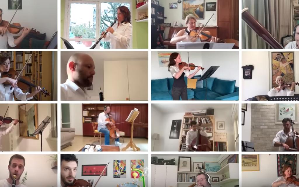 Pészachi egyveleg az Izraeli Filharmonikusoktól
