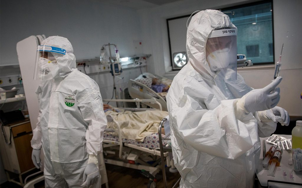 Új izraeli terápia segíthet a koronavírusos betegek egyik vezető halálokának kezelésében