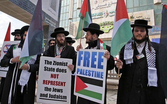 """""""Izrael annyira zsidó állam, mint amennyire zsidó étel a sertéshús"""""""