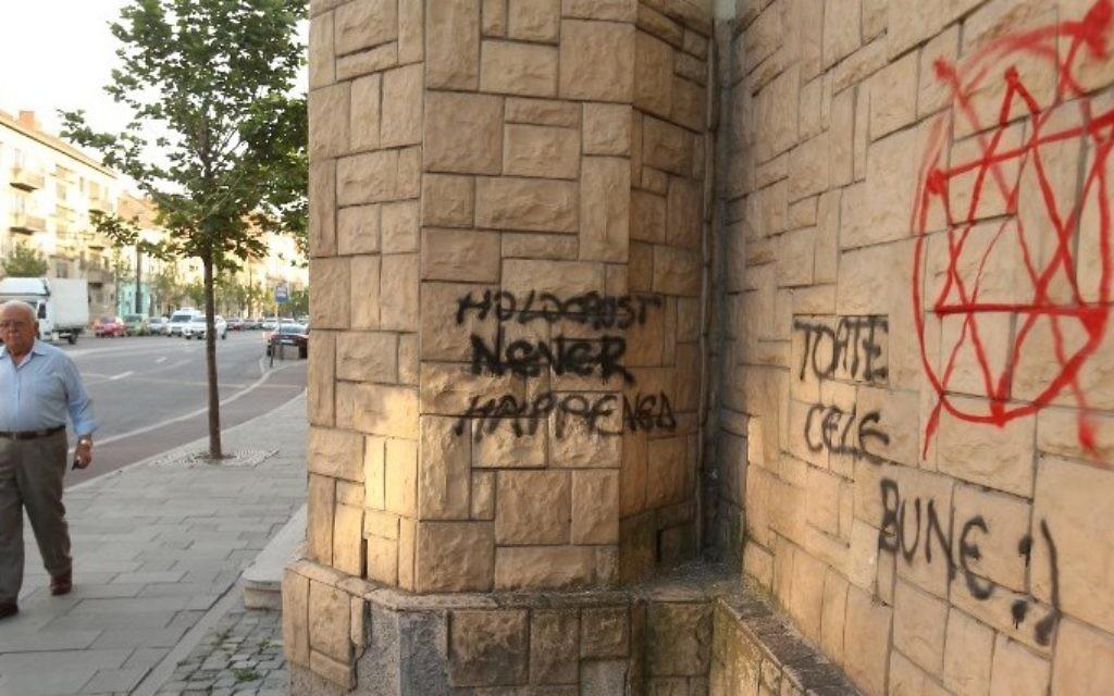 Elszaporodtak Romániában az antiszemita megnyilvánulások a koronavírus-járvány alatt