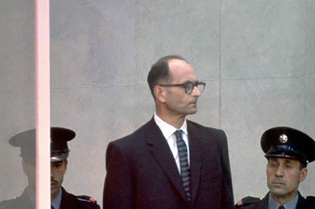 60 évvel ezelőtt fogta el a Moszad Adolf Eichmannt