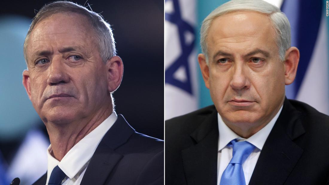 Azizraeli parlament zöld utat adott Netanjahu és Ganz kormányalakításának