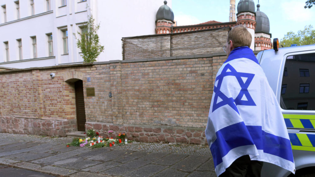 13 százlékkal emelkedett az antiszemita bűncselekmények száma Németországban