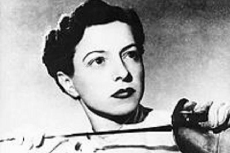A zsidó vívónő, aki a magyar sport első női aranyérmese volt