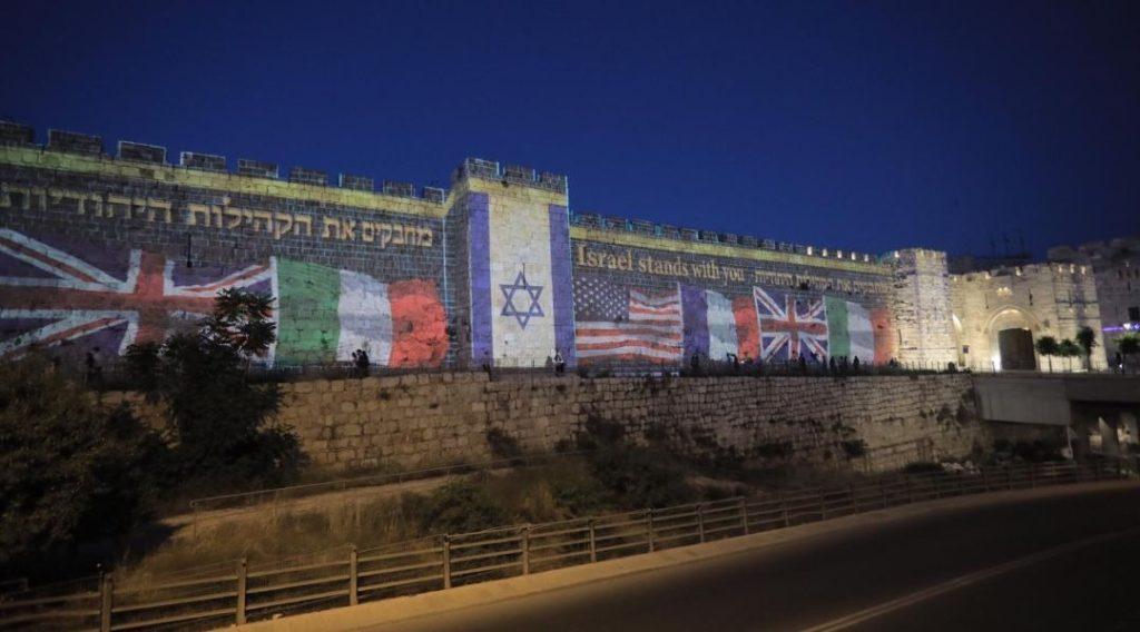 Izrael szolidaritását fejezte ki a koronavírus-járvány által keményen sújtott zsidó közösségeknek