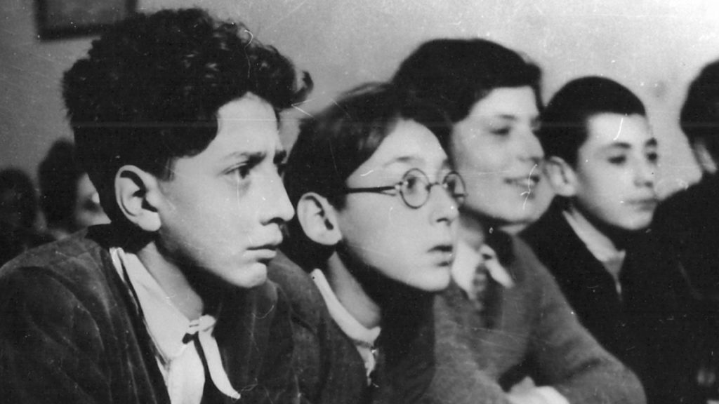 Díjnyertes videóban mutatják be a zsidómentő gyermekotthonok történetét a lauderes diákok