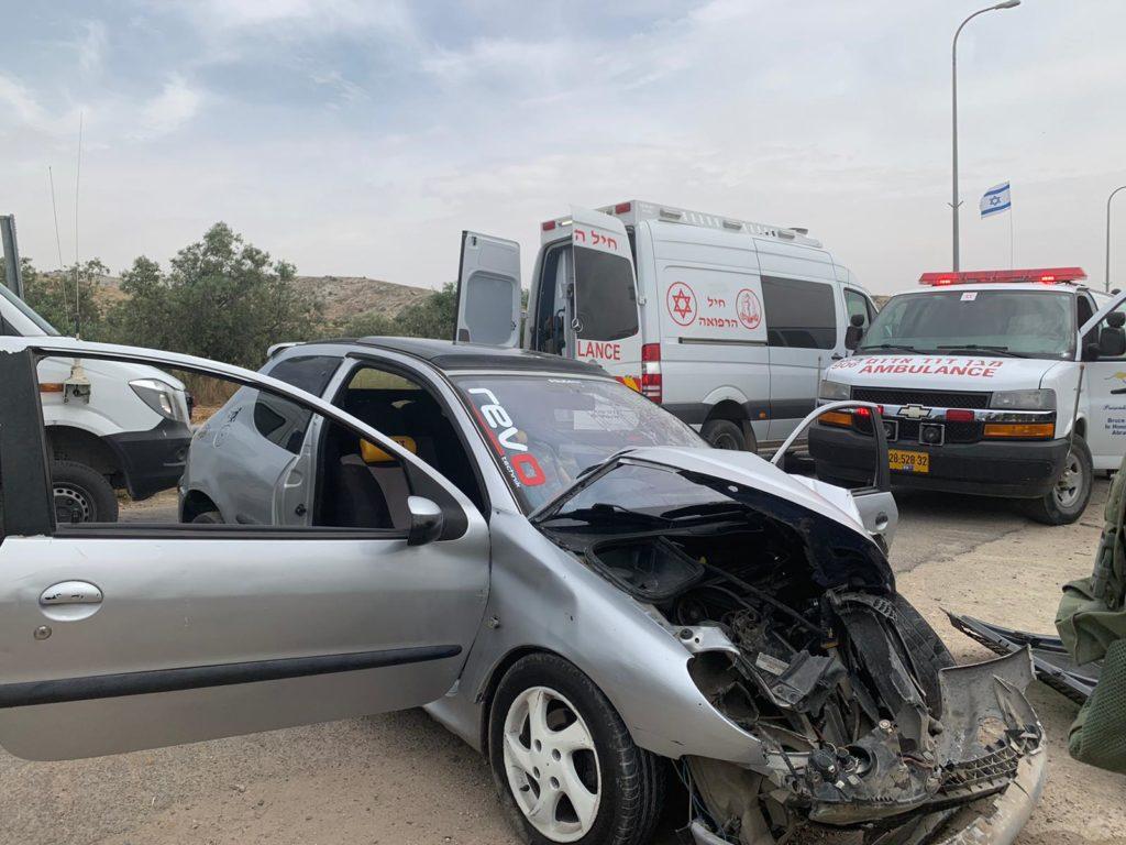 Újabb gázolásos merénylet izraeli katonák ellen