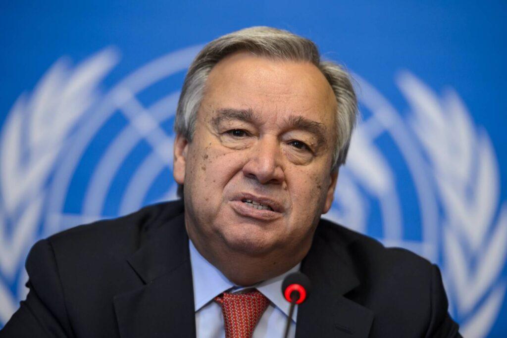 ENSZ-főtitkár: Destabilizálná a Közel-Keletet, ha Izrael bekebelezi Ciszjordánia egy részét