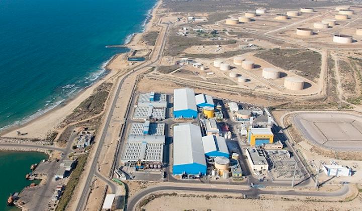 A világ legnagyobb sótalanítója épül Izraelben