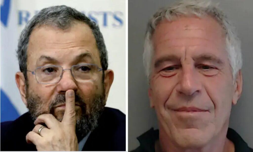 Kiskorú lányt szállított az ex-izraeli miniszterelnöknek Jeoffrey Epstein?