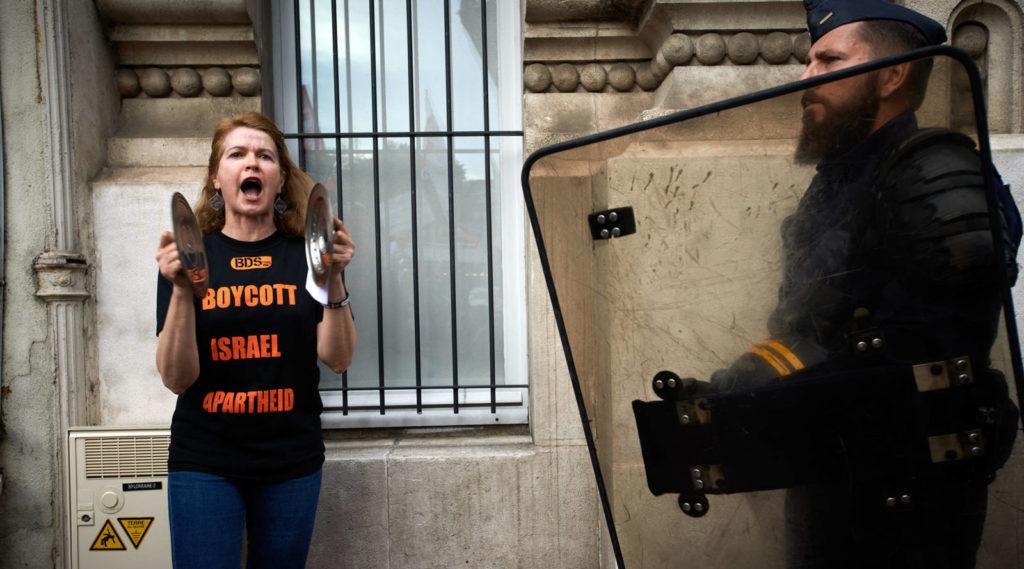 Az EU szerint nem számít gyűlöletbeszédnek bojkottra buzdítani Izrael ellen