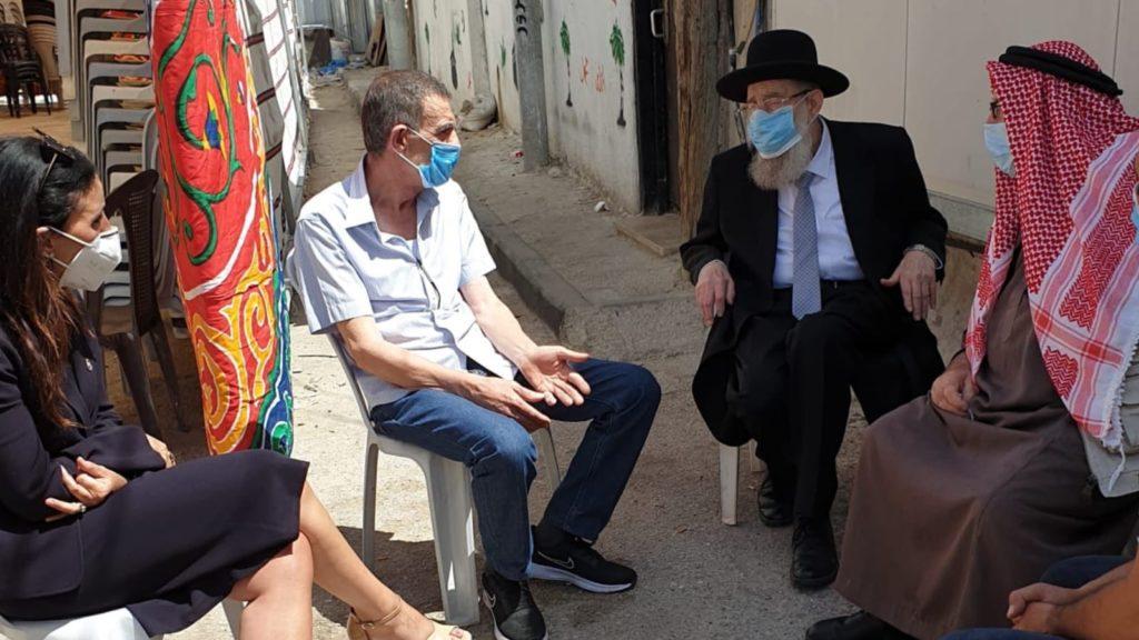 Jeruzsálem főrabbija személyesen fejezte ki részvétét a tévedésből lelőtt autista palesztin családjának