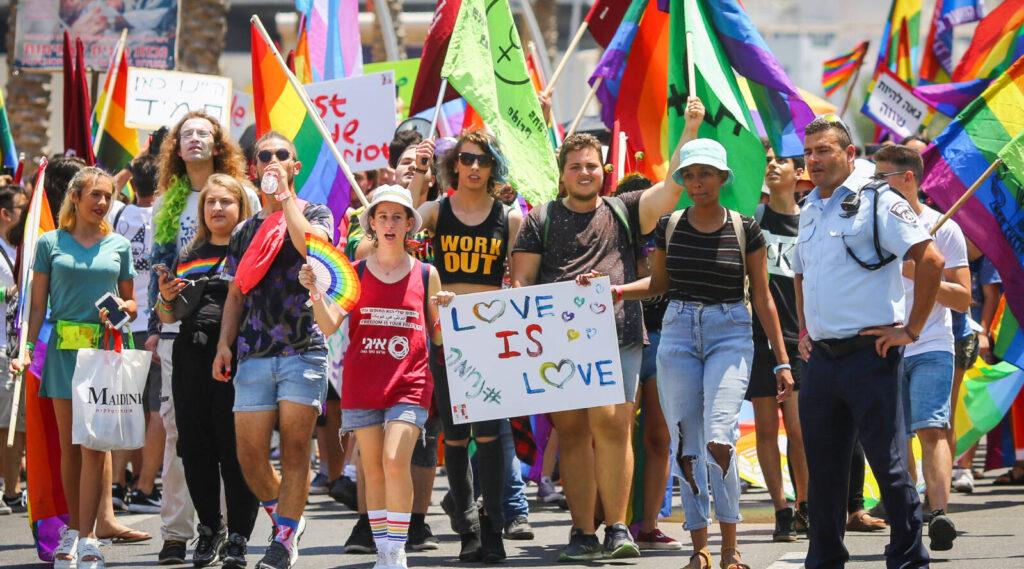 Tel Aviv elismeri az azonos nemű és a vegyes vallású párokat
