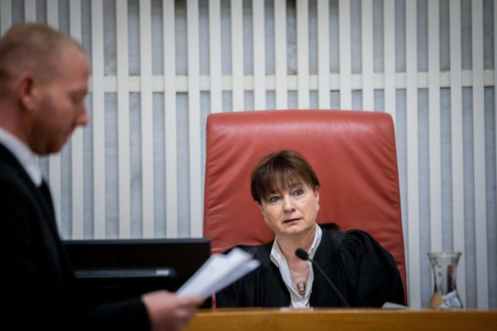 Fia bántalmazásával fenyegették meg az izraeli legfelsőbb bíróság egyik bírónőjét