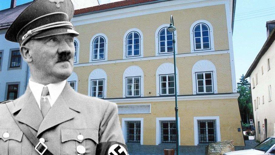 Náci-mentessé teszik Hitler szülőházát