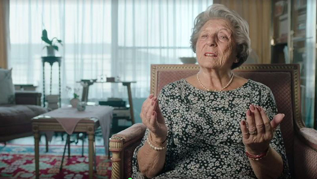 Egy belga film szerint a zsidók lemészárolták és szisztematikusan eltávolították a palesztinokat