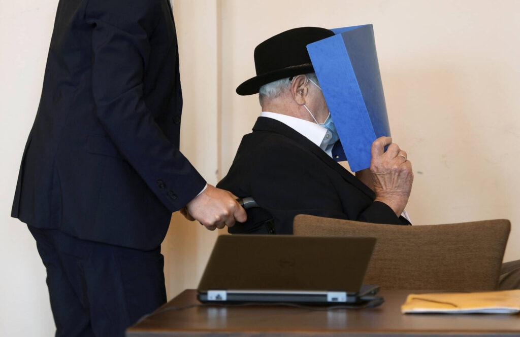 Felfüggesztett börtönbüntetésre ítéltek egy egykori SS lágerőrt