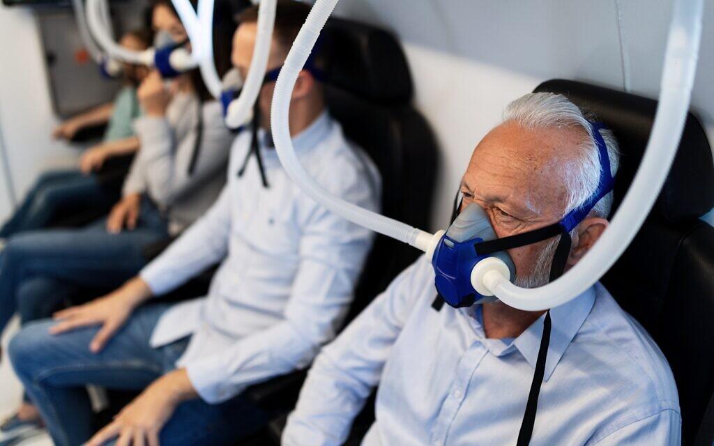 Izraeli orvos szerint tiszta oxigénnel visszafordítható az öregedés