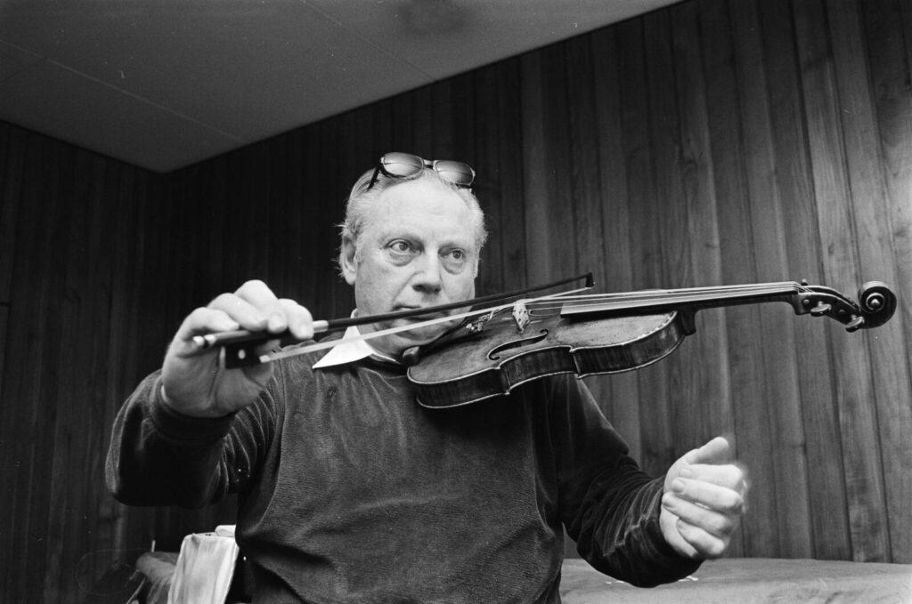 100 éve született Isaac Stern, a 20. század egyik legnagyobb hegedűművésze
