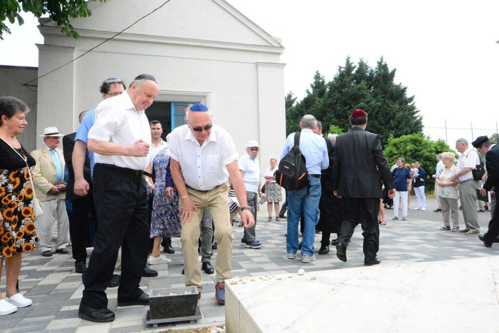 Rabbija lesz Székesfehérvárnak?